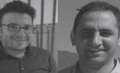Mustafa et Gökhan